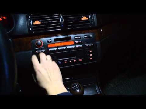 BMW e46 Aux