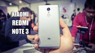 Xiaomi Redmi Note 3 hands on review [COMPLETE]