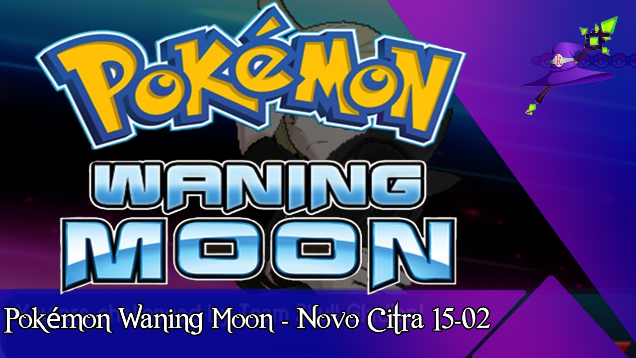 Pokemon waning moon