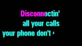 Rihanna - Disturbia karaoke com back vocal