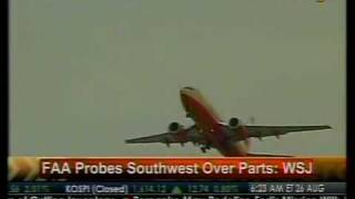 FAA Probes Southwest Over Parts - WSJ - Bloomberg