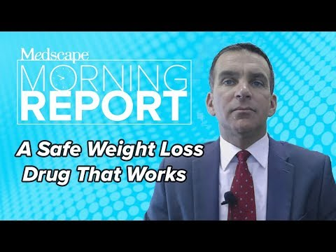 A Safe Weight Loss Drug That Works