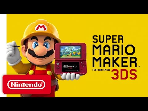 Super Mario Maker for Nintendo 3DS  Overview Trailer