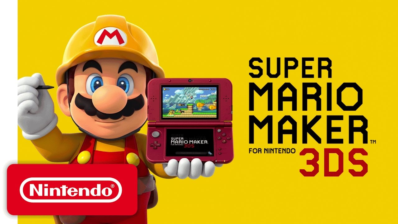 Super Mario Maker For Nintendo 3ds Overview Trailer Youtube