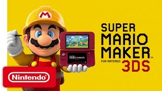 Download Super Mario Maker for Nintendo 3DS - Overview Trailer Mp3 and Videos