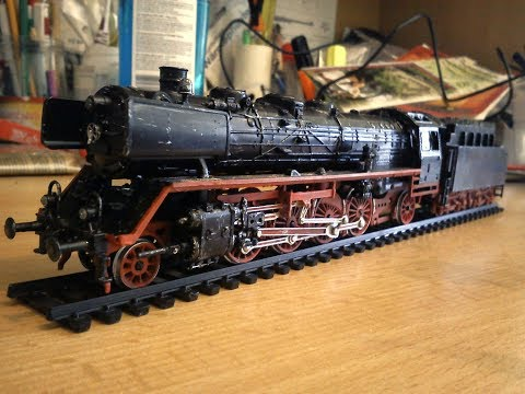 Italeri 1/87 BR 41 Locomotive