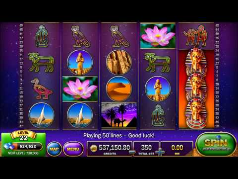 slots pharaohs way coins