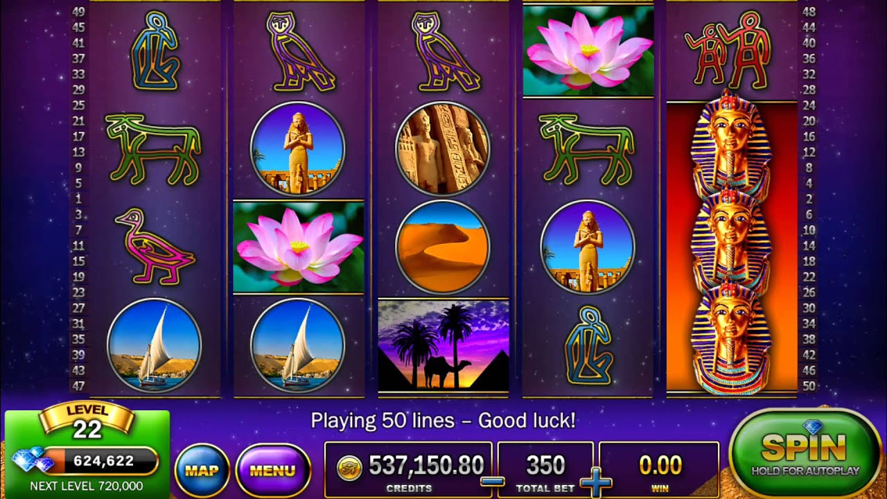 Slots The Pharaohs Way