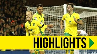 Repeat youtube video HIGHLIGHTS: Norwich City 5-0 Brentford