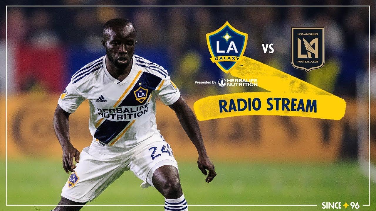 becac4312 LISTEN LIVE: LA Galaxy vs. LAFC | Radio Stream | March 31, 2018 | LA Galaxy