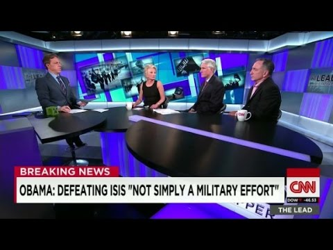 Retired general gives Obama's ISIS policy a 'D...