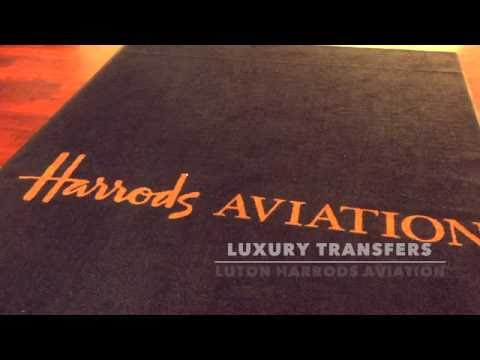 London Luxury Transfers | Transfer Luton Harrods Aviation