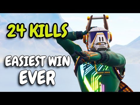 24 KILLS | EASIEST WIN EVER | Xbox & Switch *GIVEAWAY*
