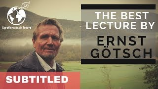 Ernst Götsch Complete Lecture - Translated- The Best Syntropic Agriculture - Agrofloresta do Futuro