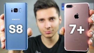 Samsung Galaxy S8 vs iPhone 7 - Which Should You Buy?