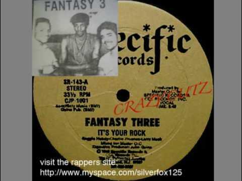 Fantasy Three - It's your rock 12