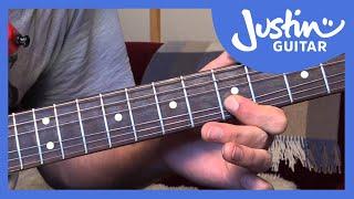 Blues Lick: Eric Clapton Style (Guitar Lesson BL-505)
