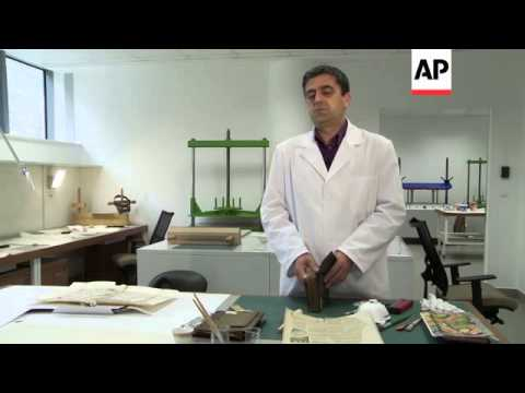 Ancient Islamic Library Collection Gets New State Of The Art Home
