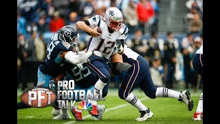 Would Patriots be as dominant in another NFL division? I Pro Football Talk I NBC Sports