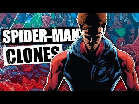 10 Clones De Spider-Man Que Debes Conocer