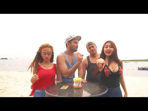 Wow vlog# pamela di pantai bikin woww.... thumbnail