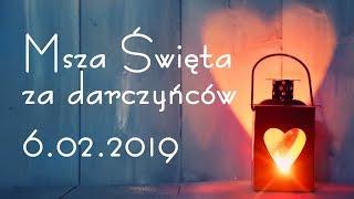 Msza święta za darczyńców Mocnych w Duchu i jezuitów w Łodzi