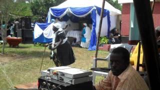 Funeral of Mzee E. Musungu