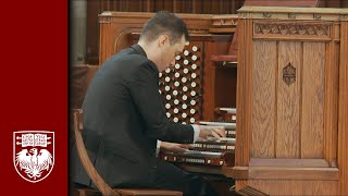 Christopher Houlihan in Concert: Gerrish Organ Performance Series