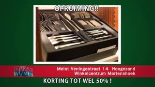 Koken en wonen - opruiming