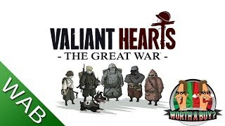 Valiant Hearts The Great War Review - Worth a Buy?
