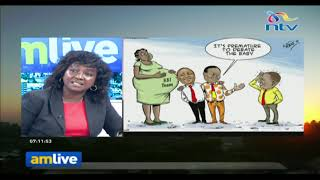 BBI is an illegality that should not even be discussed - Gladys Shollei || AM Live