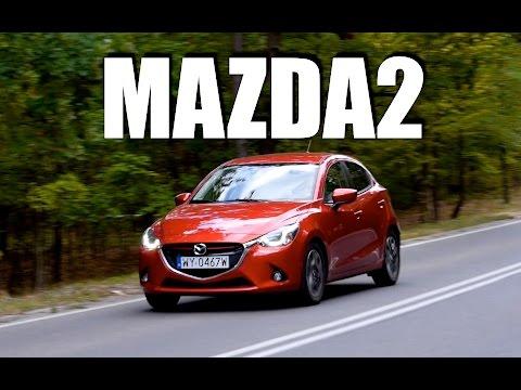 Mazda2 (PL) - Test I Jazda Próbna