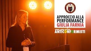 Estratto Summit 2017 GIULIA FARNIA - Approccio alla Performance