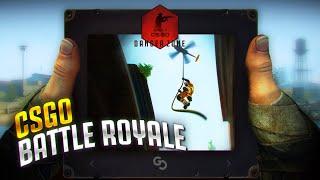 DANGER ZONE | NUEVO BATTLE ROYALE CS:GO