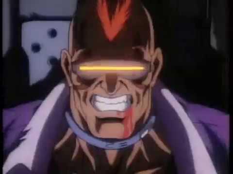 """Vidéo DOUBLAGE : Cyber City OEDO 808  personnage GOGOOL (1 extrait à 2'27"""" et  22'35'')"""