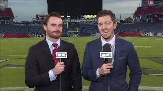 Doug Kyed and Zack Cox break down the Patriots loss from Tennessee
