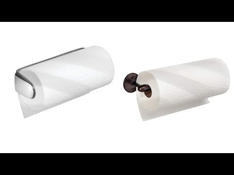 Best Paper Towel Holders 2018 - Top 5 Paper Towel Holders Reviews