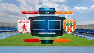 AMÉRICA DE CALI VS ENVIGADO ¡EN VIVO! Fecha 9 #LigaBetPlayDimayor