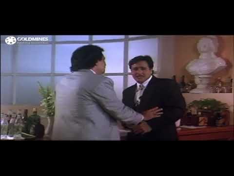 Sakhtio ke jhelne ko chahiye patthar ka dil (Naseeb Govinda dialogue)