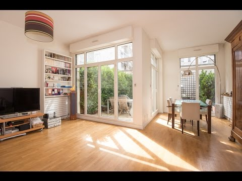 (Ref: 14003) 5-Bedroom furnished town house on Avenue Villemain, Paris 14th