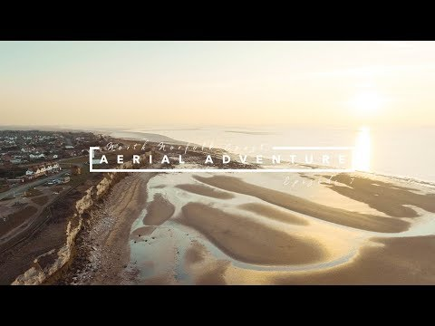 North Norfolk Coast // Aerial Adventure // Episode 7 // East Anglia // Drone 4K