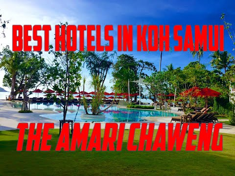 Best Hotels In Koh Samui | Amari Hotel