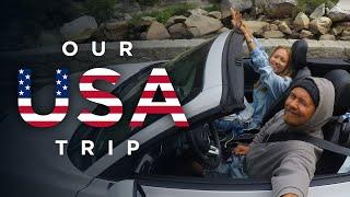 Наше путешествие по США  OUR USA TR P