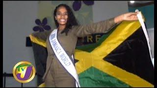 TVJ Entertainment Prime: Toni Ann Singh Miss Jamaica World - November 21 2019