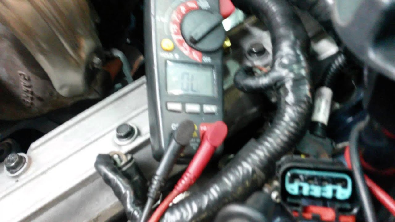 2007 Ford Ranger Fuse Box Diagram Ford 6 0l Diesel Testing Your Glow Plugs Amp Harne Youtube
