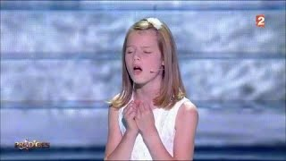 Marjolein chante