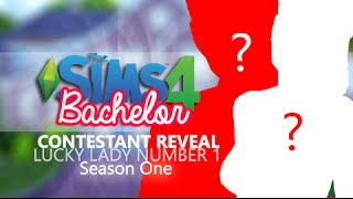 The Sims 4 |The Bachelor Challenge | Contestant Reveal # 1