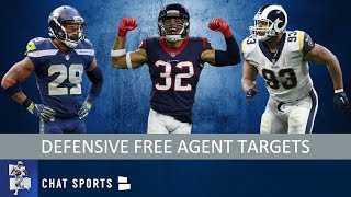 Cowboys Free Agency: Top 20 Targets On Defense In 2019