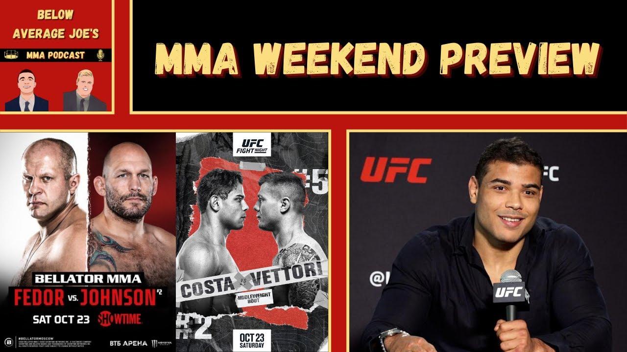 Paulo Costa blames UFC Vegas 41 weight fiasco on ... left bicep ...
