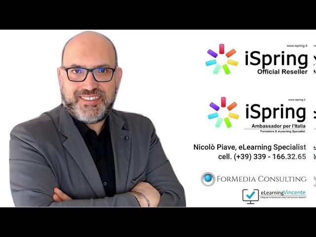iSpring Learn per l'Italia